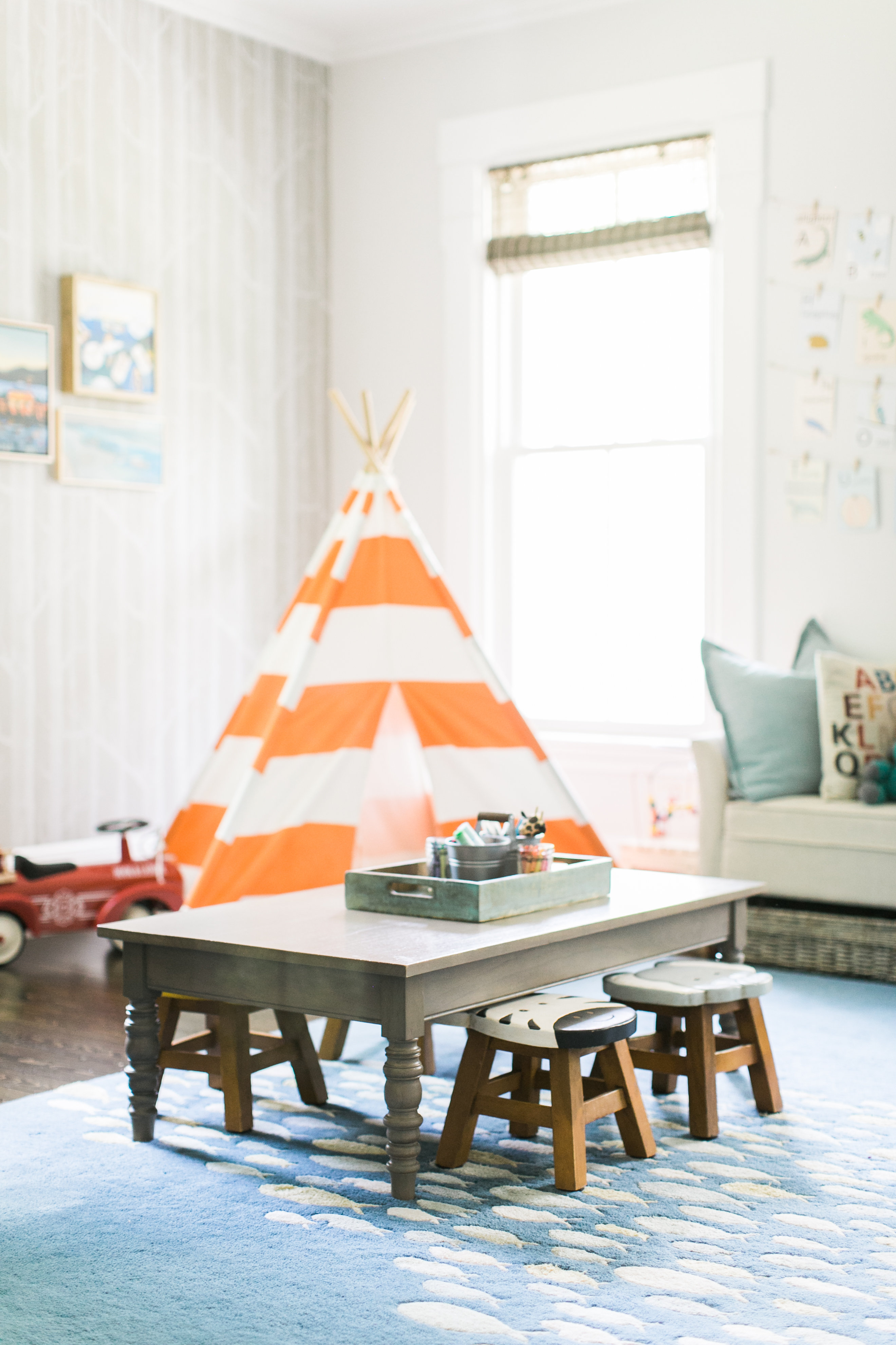 Playroom – Finding Lovely