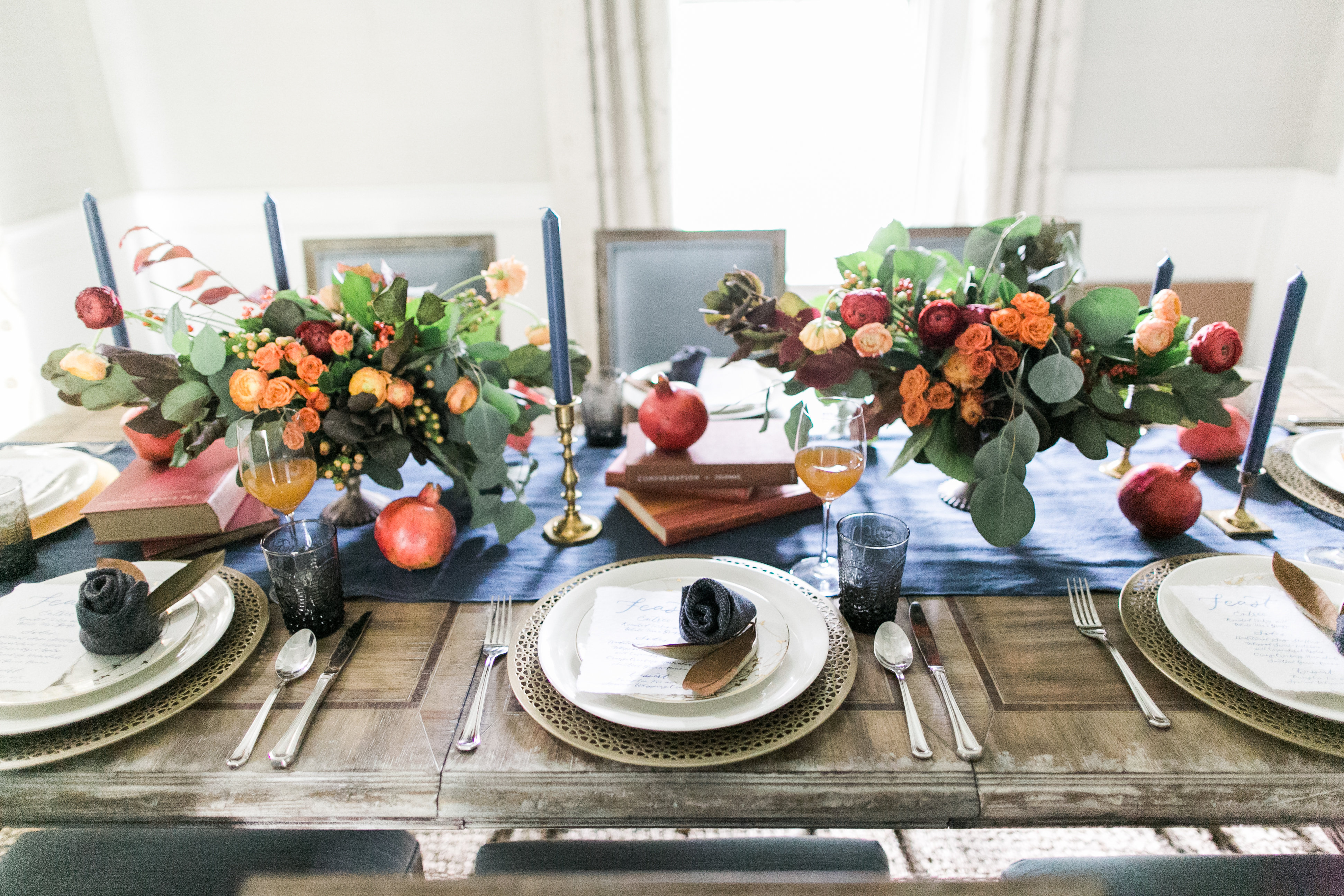A Lovely Thanksgiving Table \u2013 Finding Lovely