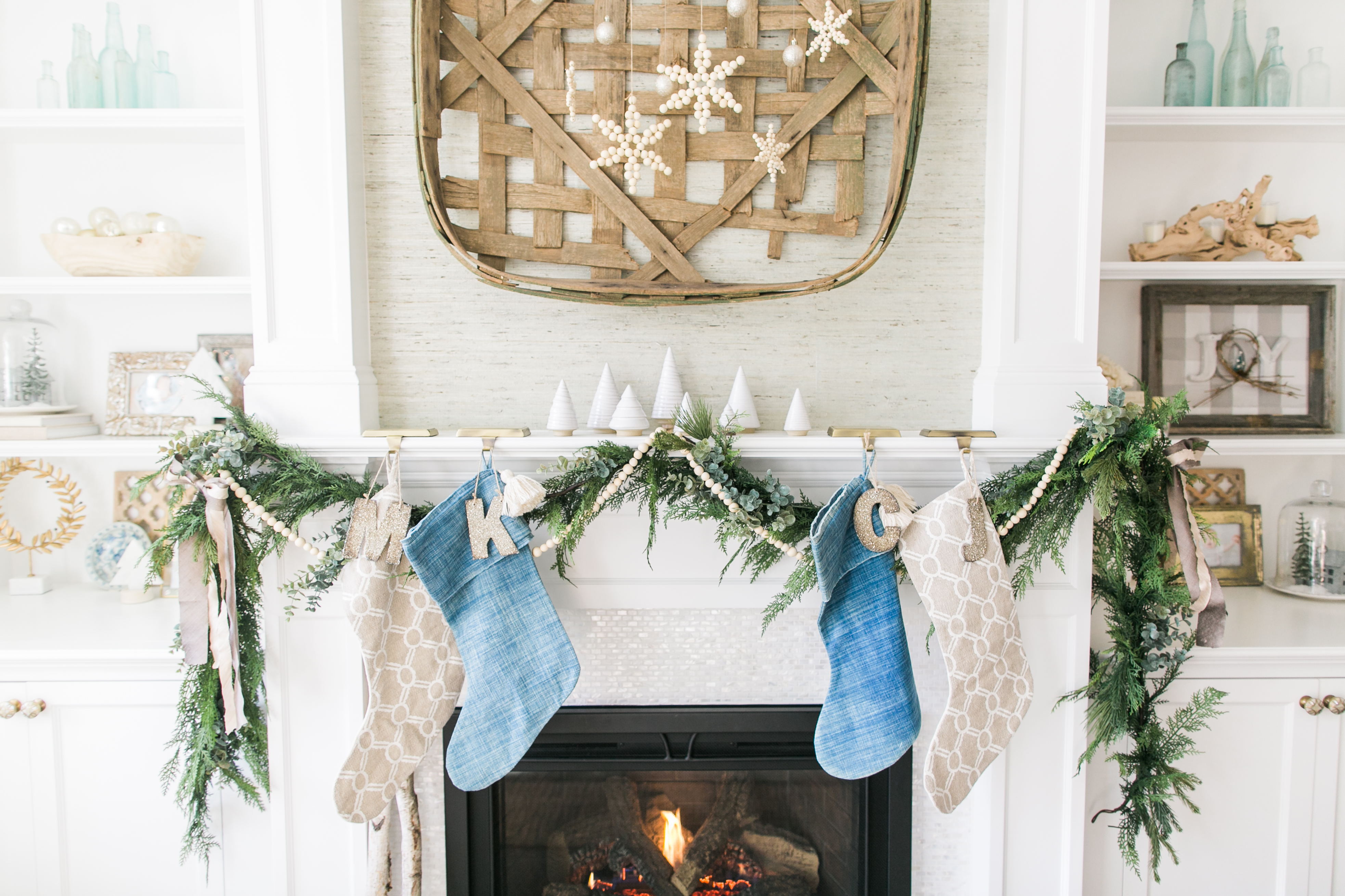 Holiday Mantel Matters | thoribuzz.info