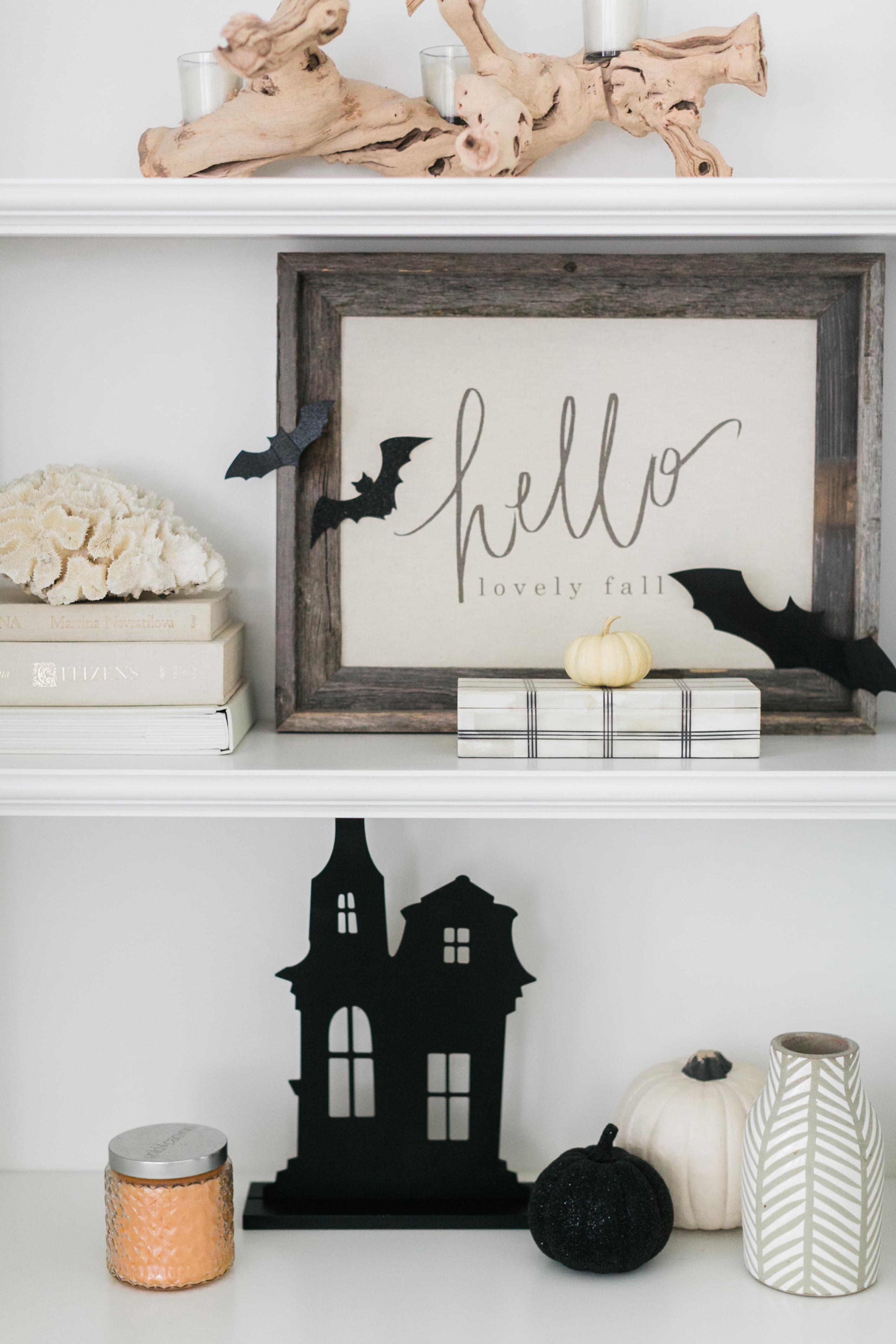 """A Little Bit of """"BOO"""" around the home – Finding Lovely"""